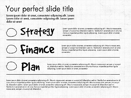 Project Management Presentation Concept, Slide 4, 03350, Business Models — PoweredTemplate.com