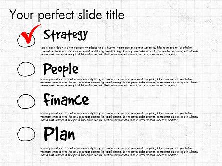 Project Management Presentation Concept, Slide 6, 03350, Business Models — PoweredTemplate.com