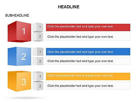 Agenda Toolbox, Slide 23, 03353, Stage Diagrams — PoweredTemplate.com