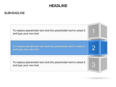 Agenda Toolbox, Slide 36, 03353, Stage Diagrams — PoweredTemplate.com