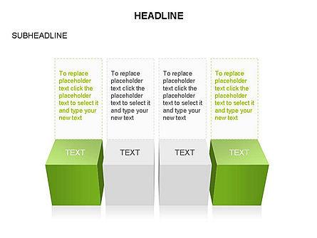 Agenda Toolbox, Slide 40, 03353, Stage Diagrams — PoweredTemplate.com