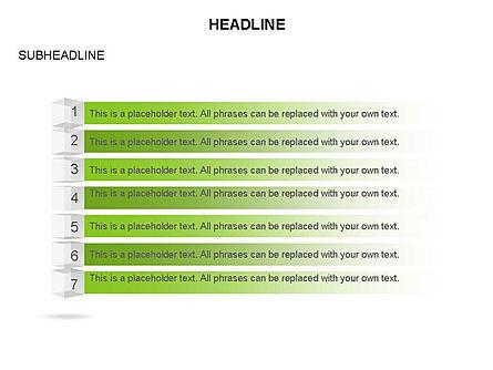Agenda Toolbox, Slide 42, 03353, Stage Diagrams — PoweredTemplate.com