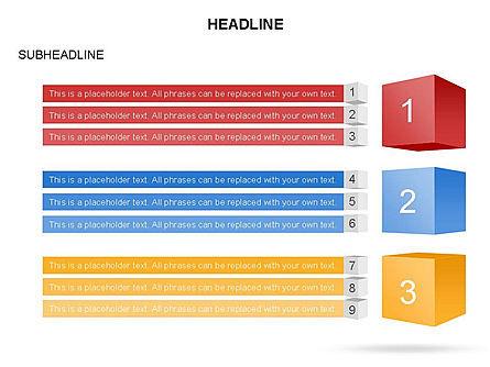 Agenda Toolbox, Slide 43, 03353, Stage Diagrams — PoweredTemplate.com