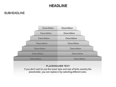 Layers Toolbox, Slide 10, 03357, Stage Diagrams — PoweredTemplate.com