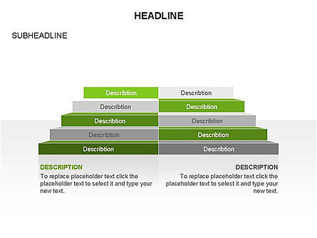 Layers Toolbox, Slide 12, 03357, Stage Diagrams — PoweredTemplate.com