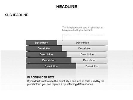 Layers Toolbox, Slide 16, 03357, Stage Diagrams — PoweredTemplate.com