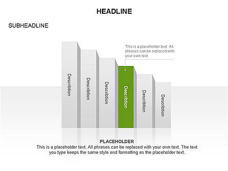 Layers Toolbox, Slide 19, 03357, Stage Diagrams — PoweredTemplate.com