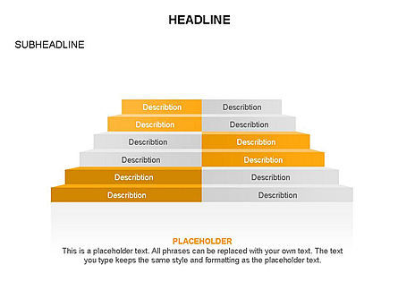 Layers Toolbox, Slide 20, 03357, Stage Diagrams — PoweredTemplate.com