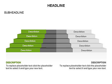 Layers Toolbox, Slide 32, 03357, Stage Diagrams — PoweredTemplate.com