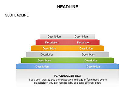 Layers Toolbox, Slide 9, 03357, Stage Diagrams — PoweredTemplate.com