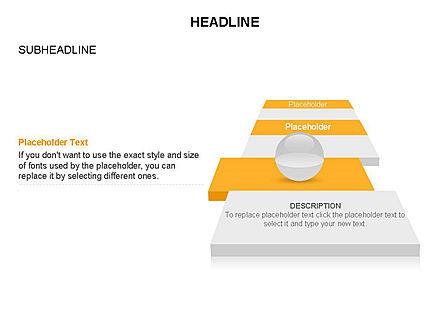 Sphere and Platforms Toolbox, Slide 13, 03358, Shapes — PoweredTemplate.com