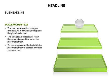 Sphere and Platforms Toolbox, Slide 21, 03358, Shapes — PoweredTemplate.com
