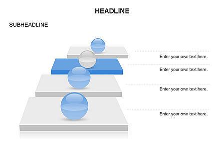 Sphere and Platforms Toolbox, Slide 9, 03358, Shapes — PoweredTemplate.com