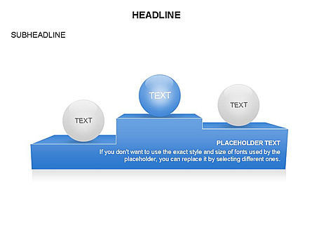 Rewarding Toolbox, Slide 19, 03360, Stage Diagrams — PoweredTemplate.com