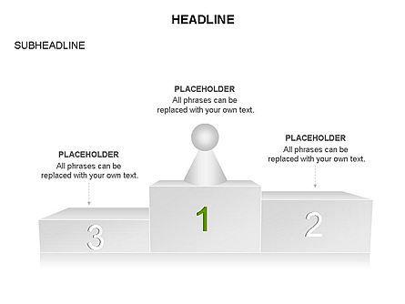 Rewarding Toolbox, Slide 22, 03360, Stage Diagrams — PoweredTemplate.com