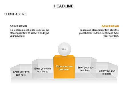 Rewarding Toolbox, Slide 27, 03360, Stage Diagrams — PoweredTemplate.com