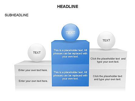 Rewarding Toolbox, Slide 28, 03360, Stage Diagrams — PoweredTemplate.com