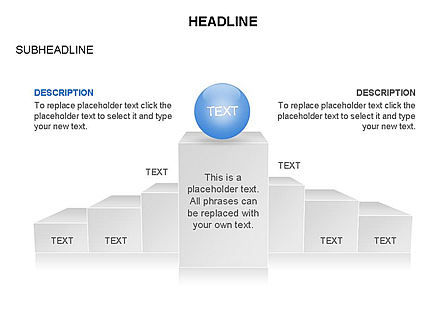 Rewarding Toolbox, Slide 31, 03360, Stage Diagrams — PoweredTemplate.com