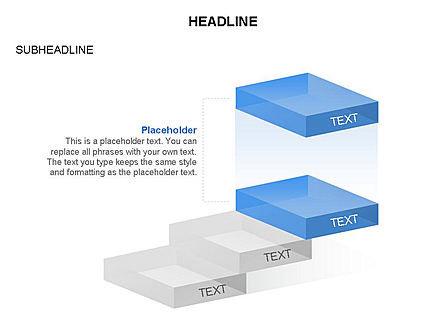 Career Steps Toolbox, Slide 28, 03361, Stage Diagrams — PoweredTemplate.com