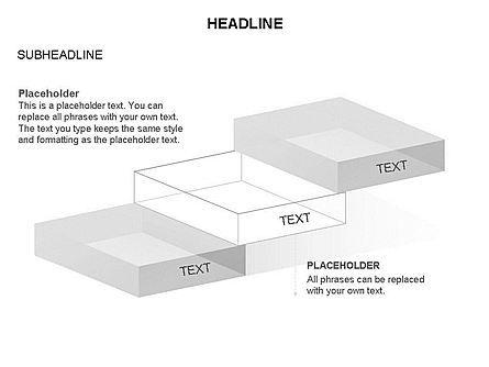 Career Steps Toolbox, Slide 9, 03361, Stage Diagrams — PoweredTemplate.com