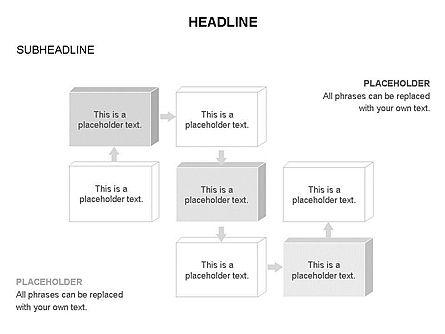 Process Toolbox, Slide 15, 03364, Process Diagrams — PoweredTemplate.com