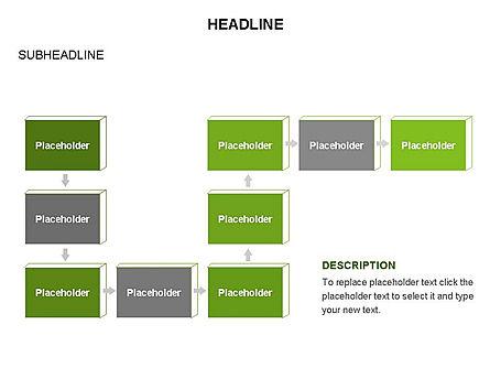 Process Toolbox, Slide 19, 03364, Process Diagrams — PoweredTemplate.com