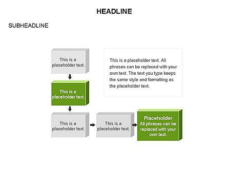 Process Toolbox, Slide 3, 03364, Process Diagrams — PoweredTemplate.com