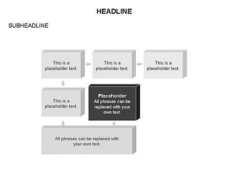 Process Toolbox, Slide 4, 03364, Process Diagrams — PoweredTemplate.com