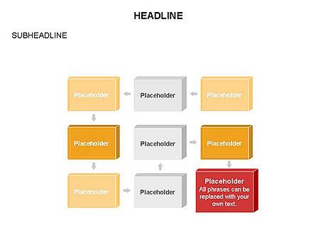Process Toolbox, Slide 5, 03364, Process Diagrams — PoweredTemplate.com