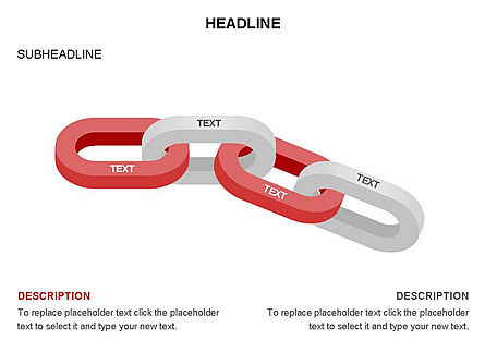 Chain Toolbox, Slide 14, 03366, Stage Diagrams — PoweredTemplate.com