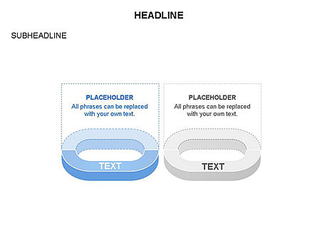 Chain Toolbox, Slide 17, 03366, Stage Diagrams — PoweredTemplate.com
