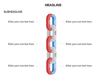 Chain Toolbox, Slide 22, 03366, Stage Diagrams — PoweredTemplate.com