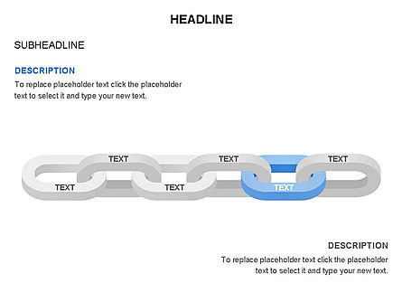 Chain Toolbox, Slide 4, 03366, Stage Diagrams — PoweredTemplate.com