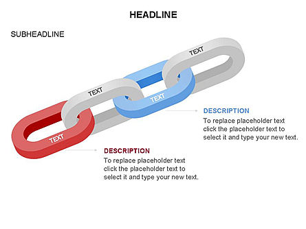 Chain Toolbox, Slide 7, 03366, Stage Diagrams — PoweredTemplate.com