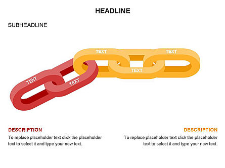Chain Toolbox, Slide 8, 03366, Stage Diagrams — PoweredTemplate.com