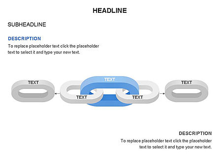 Chain Toolbox, Slide 9, 03366, Stage Diagrams — PoweredTemplate.com