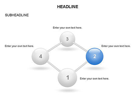 Atomic Lattice Toolbox, Slide 2, 03372, Organizational Charts — PoweredTemplate.com