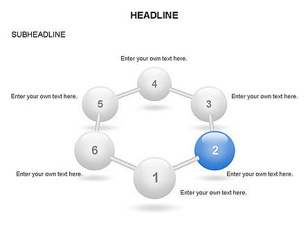 Atomic Lattice Toolbox, Slide 4, 03372, Organizational Charts — PoweredTemplate.com