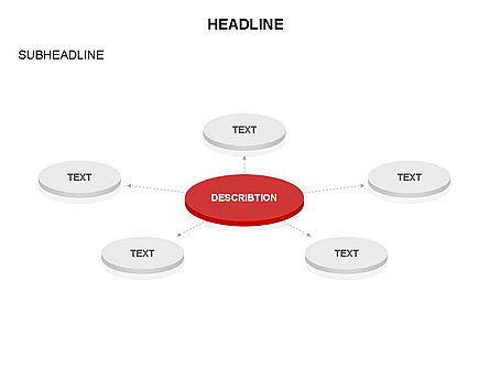 Org Chart and Process Toolbox, Slide 10, 03373, Organizational Charts — PoweredTemplate.com