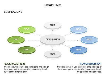 Org Chart and Process Toolbox, Slide 12, 03373, Organizational Charts — PoweredTemplate.com