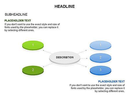 Org Chart and Process Toolbox, Slide 13, 03373, Organizational Charts — PoweredTemplate.com