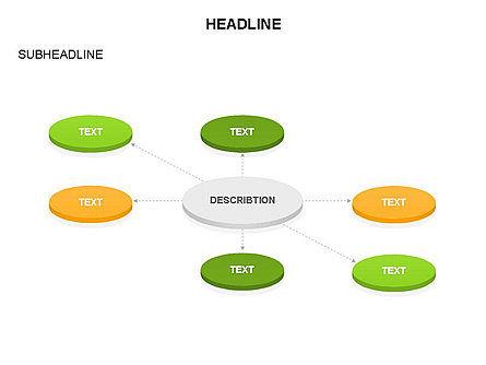 Org Chart and Process Toolbox, Slide 14, 03373, Organizational Charts — PoweredTemplate.com