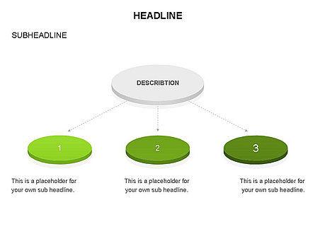 Org Chart and Process Toolbox, Slide 17, 03373, Organizational Charts — PoweredTemplate.com