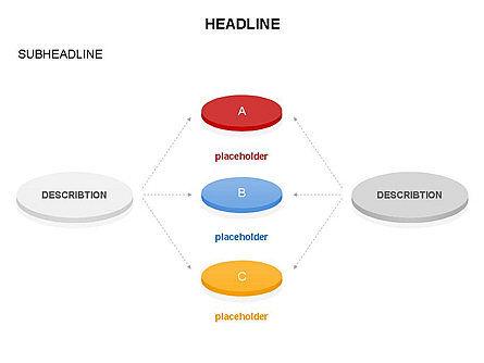 Org Chart and Process Toolbox, Slide 18, 03373, Organizational Charts — PoweredTemplate.com