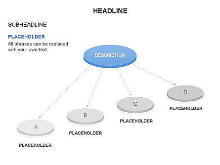 Org Chart and Process Toolbox, Slide 19, 03373, Organizational Charts — PoweredTemplate.com