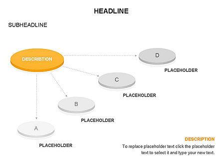 Org Chart and Process Toolbox, Slide 20, 03373, Organizational Charts — PoweredTemplate.com