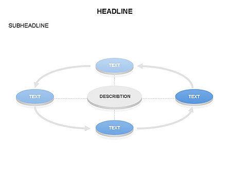 Org Chart and Process Toolbox, Slide 22, 03373, Organizational Charts — PoweredTemplate.com
