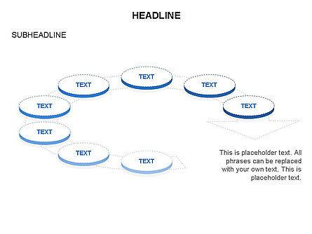 Org Chart and Process Toolbox, Slide 23, 03373, Organizational Charts — PoweredTemplate.com
