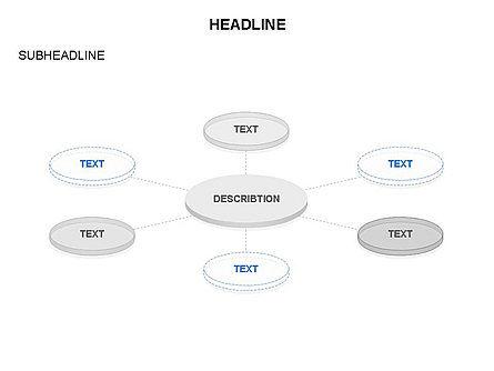 Org Chart and Process Toolbox, Slide 24, 03373, Organizational Charts — PoweredTemplate.com