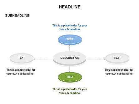 Org Chart and Process Toolbox, Slide 25, 03373, Organizational Charts — PoweredTemplate.com